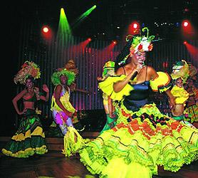 Cabaret Rancho Club Santiago de Cuba