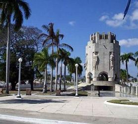 Santa Ifigenia Cemetery Santiago de Cuba