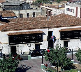 Diego Velazquez Museum Santiago de Cuba