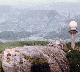 La Gran Piedra Santiago de Cuba