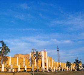 Moncada Barracks Santiago de Cuba
