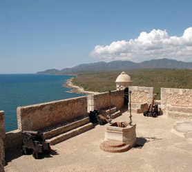 San Pedro de la Roca del Morro Fortress Santiago de Cuba